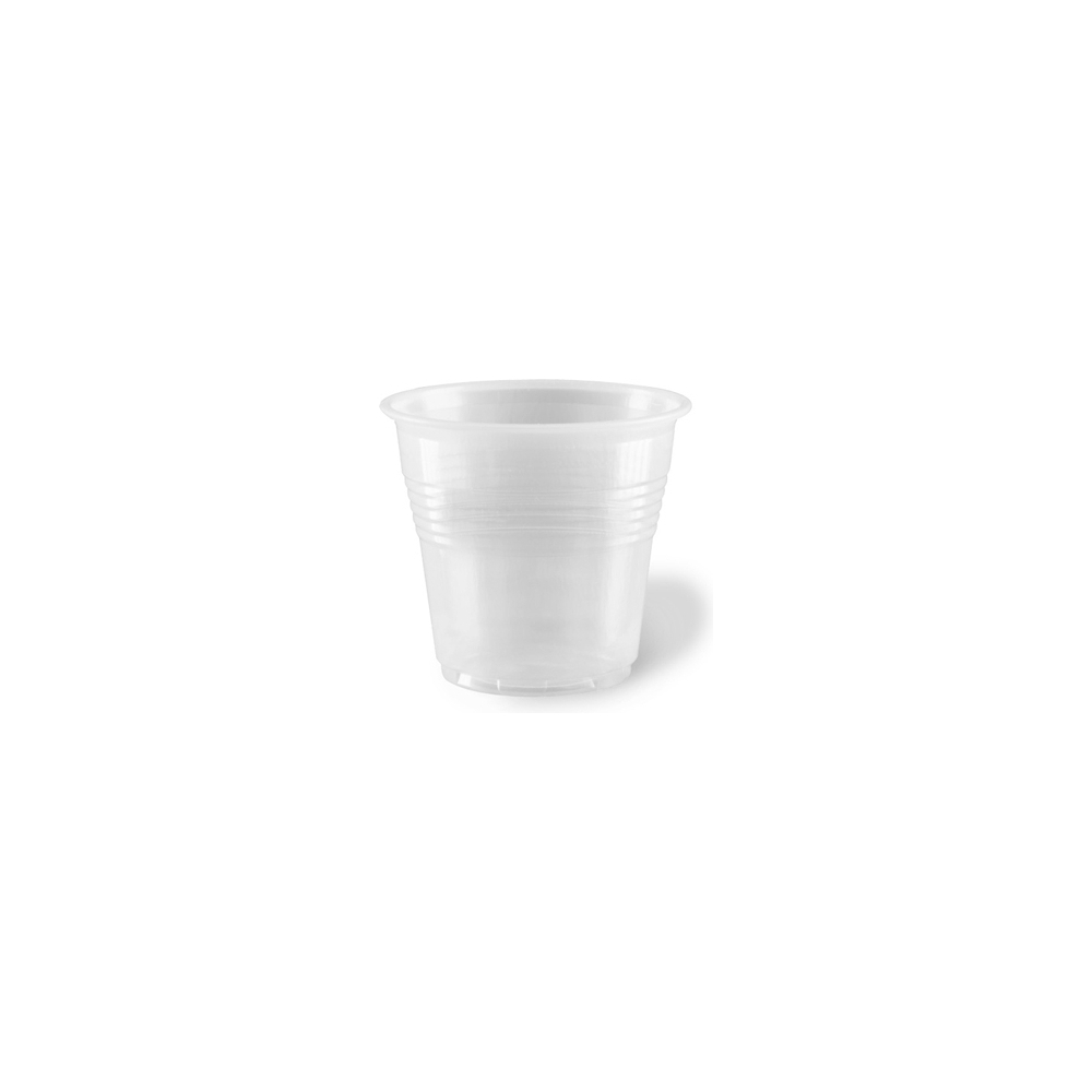 BICCHIERI IN PLASTICA (50 PEZZI)