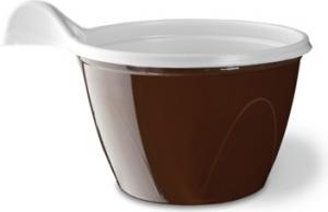 TAZZE CAFFE' BICOLORE (25 PEZZI)