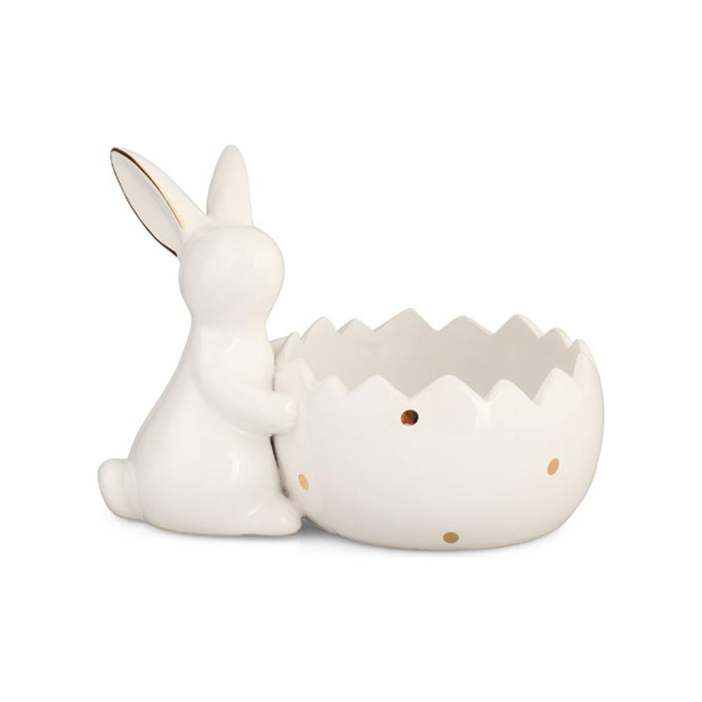 Coniglietto con cestino ovetto