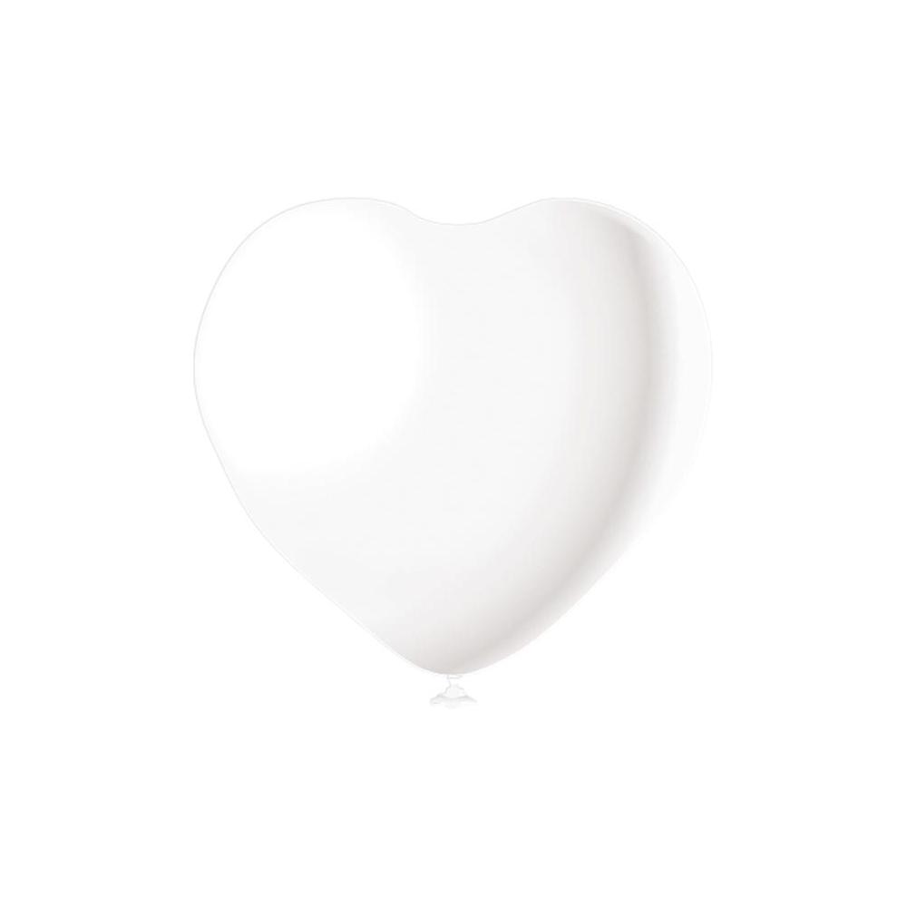 Palloncini a cuore (12 pezzi)