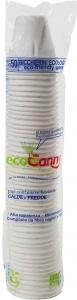 Bicchieri bio - compostabile 80cc (50pezzi)