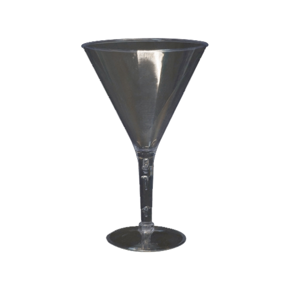 Coppa martini plastica