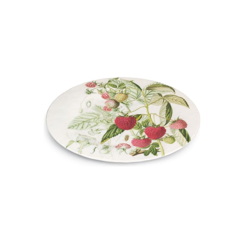 Maxi piatto in melamina con fragole