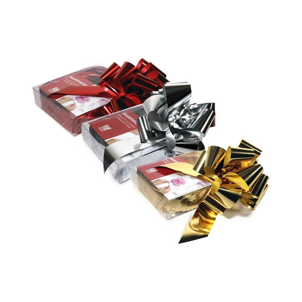 Coccarde metallizzate (20 pezzi)