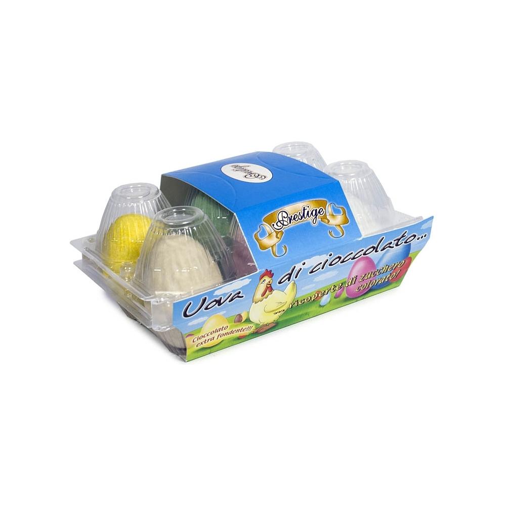 Uova di cioccolato (6 pezzi)