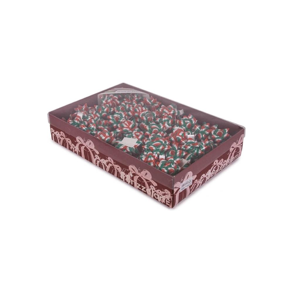 Stelle adesive tricolore (100 pezzi)