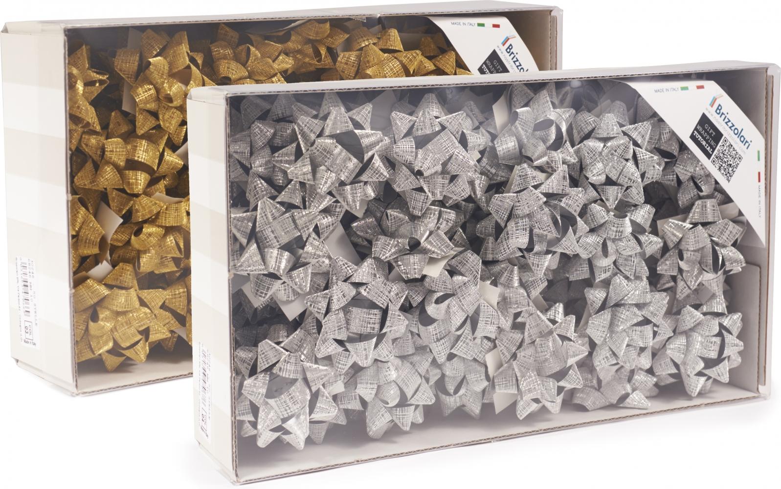 Stelle adesive pp tessy (100 pezzi)