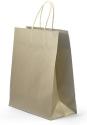 Busta shopper in carta Platino