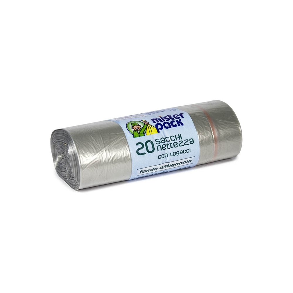 20 sacchi nettezza (55014)