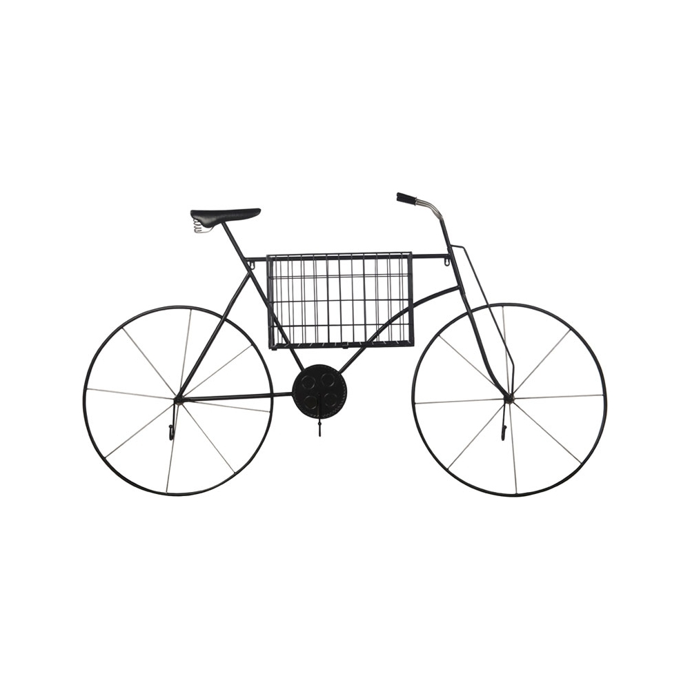 Bicicletta decorativa da parete