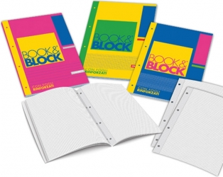BLOCCO BOOK&BLOCK
