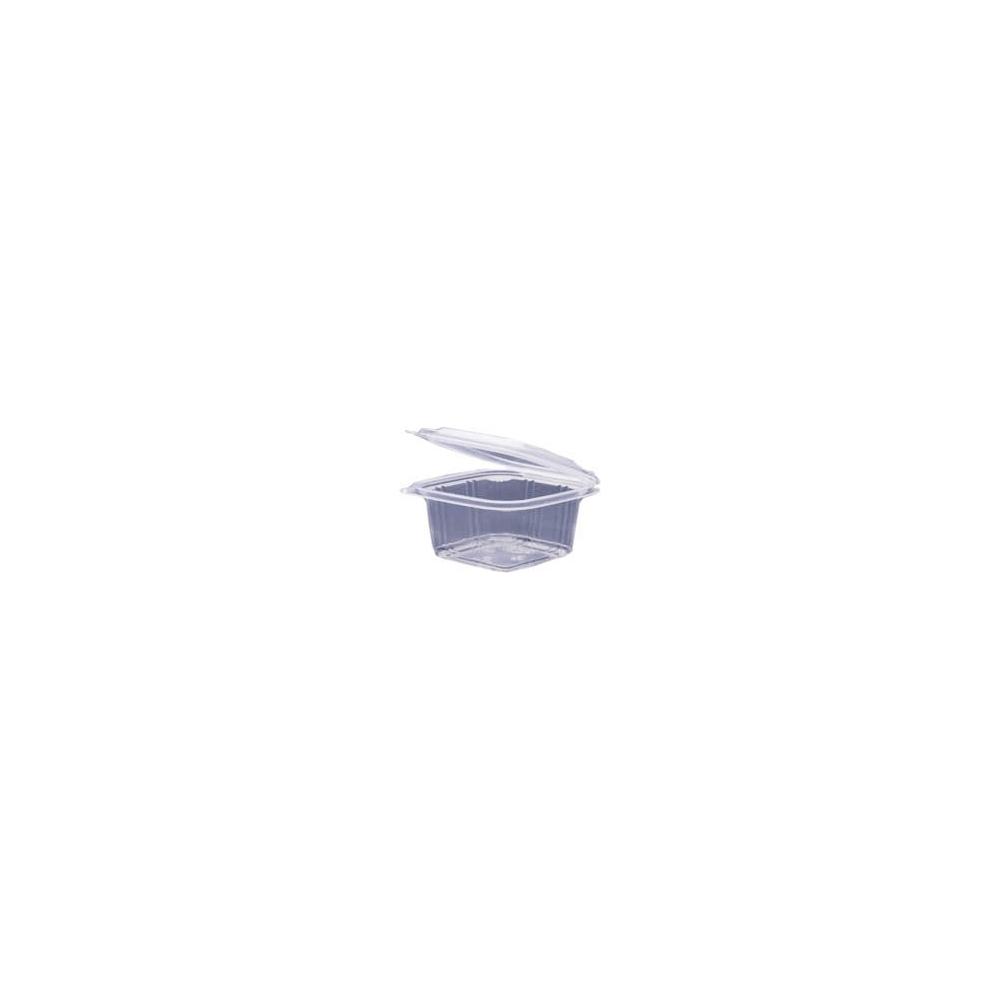 Vaschette in polipropilene con coperchio (10 pezzi)
