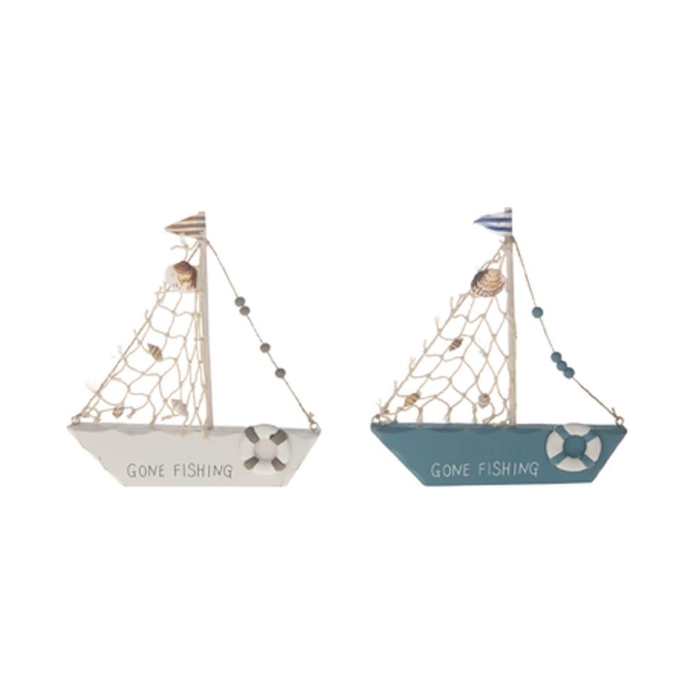 Barche decorative in legno