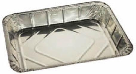 Vaschette in alluminio marchio CUKI in formato 8 porzioni per alimenti delivery e take away - Incartare ingrosso online b2b