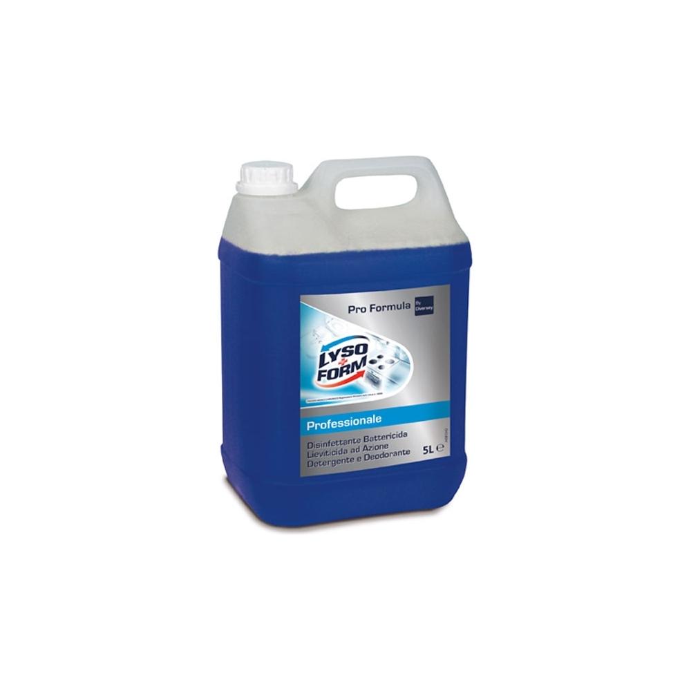 Detergente disinfettante lysoform