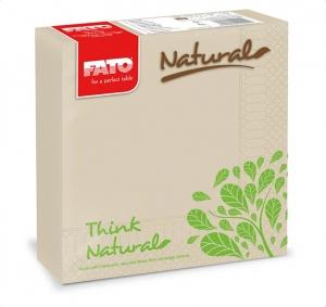 Tovaglioli Eco Natural Style per Ristoranti (50 pezzi) - Vendita online all'ingrosso b2b