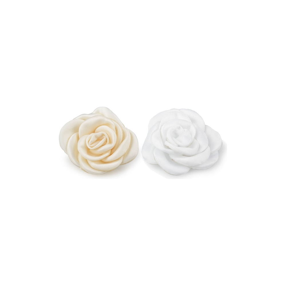 Rose satin (12 pezzi)