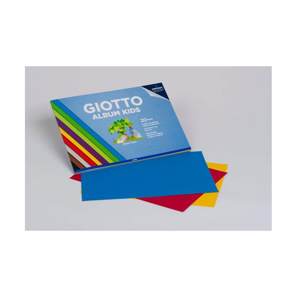 Album Kids Giotto