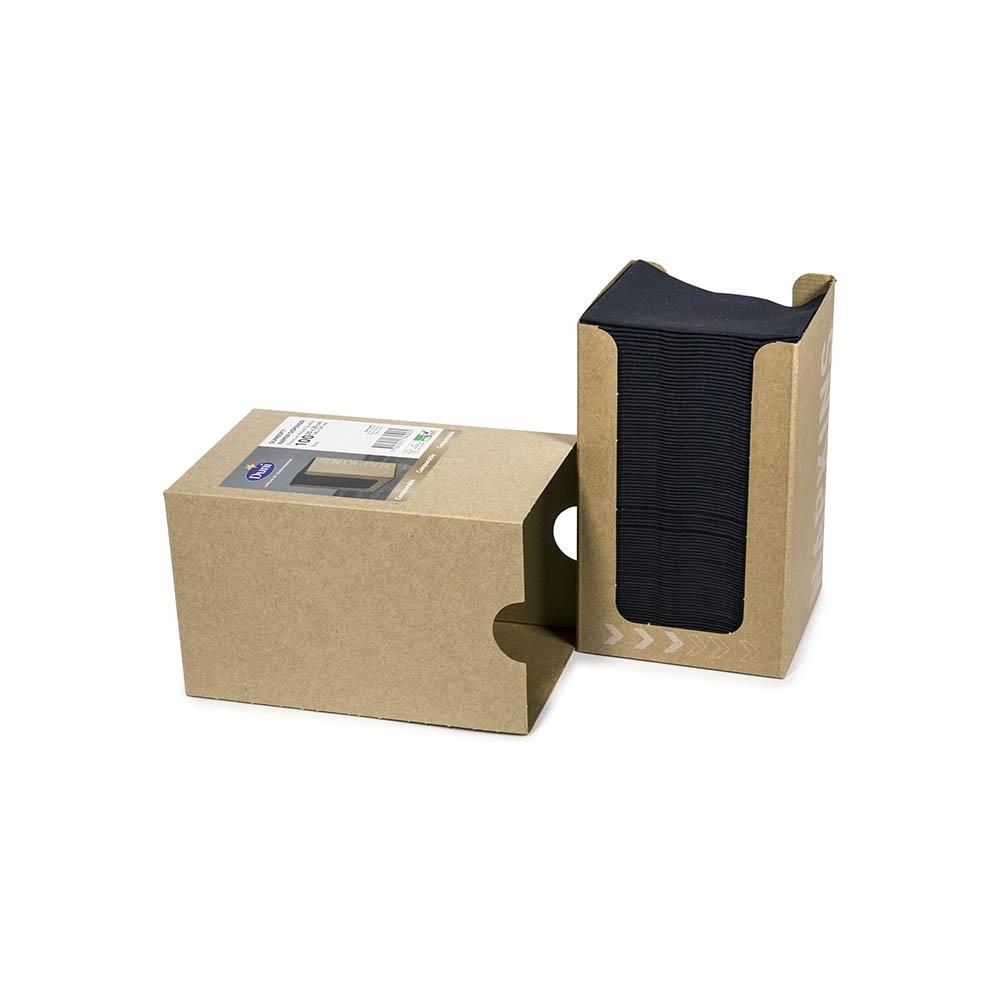 Dispenser tovagliolini dunisoft (100 pezzi)