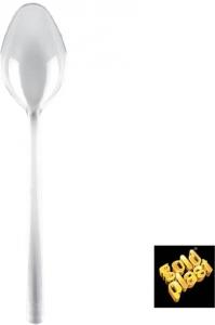 Cucchiaini Trasparenti Finger Food (50 pezzi) | Vendita online all'ingrosso b2b