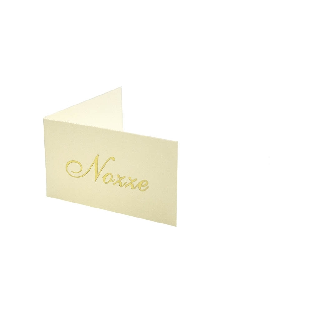 Bigliettini nozze (100 pezzi)