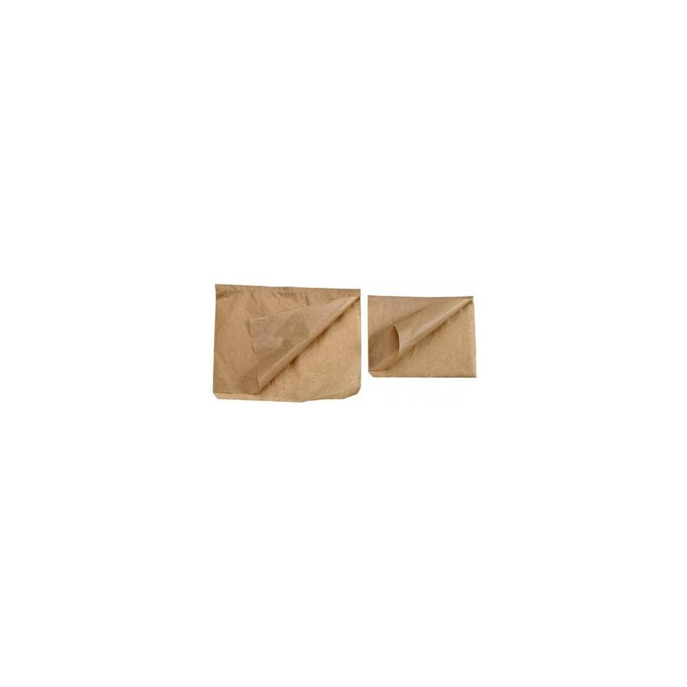 Sacchetti in carta kraft aperti su due lati (1000 pezzi)