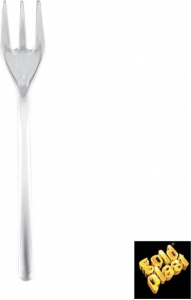 Forchettine Trasparenti Finger Food | VENDITA ONLINE ALL'INGROSSO B2B