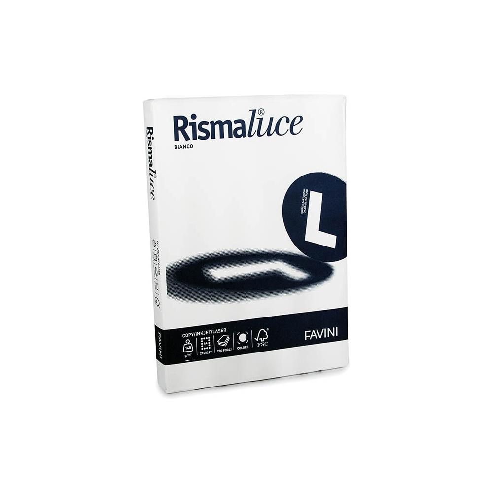 RISMA LUCE - 140GR (200 FOGLI)