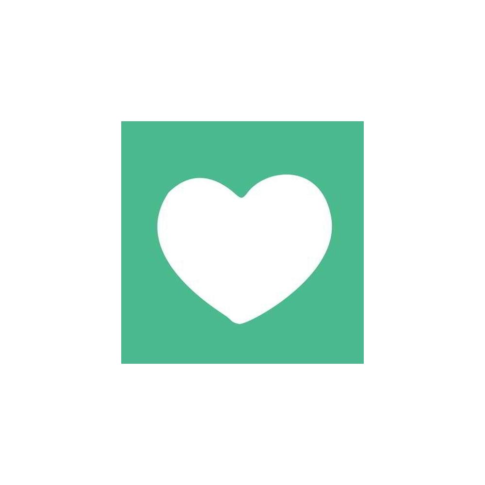 Perforatore fustella cuore