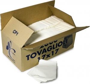 Tovaglioli in Carta 1 Velo per Dispenser (2000 pezzi) - Vendita online all'ingrosso b2b