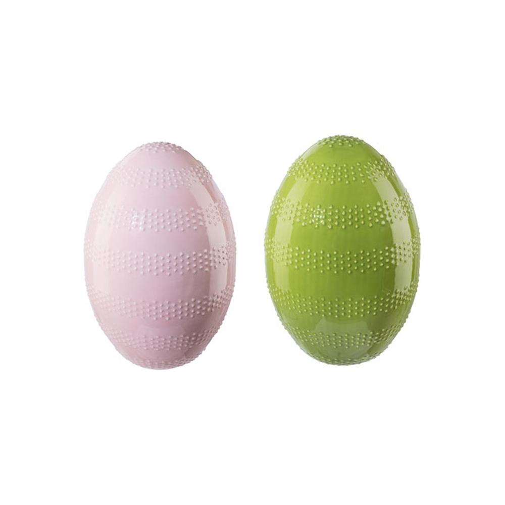 Uovo in ceramica