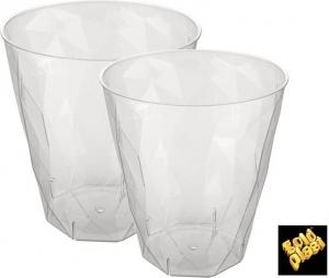 BICCHIERI IN PLASTICA ICE (20 PEZZI)