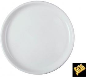 PIATTI IN PLASTICA PER PIZZA (12 PEZZI)