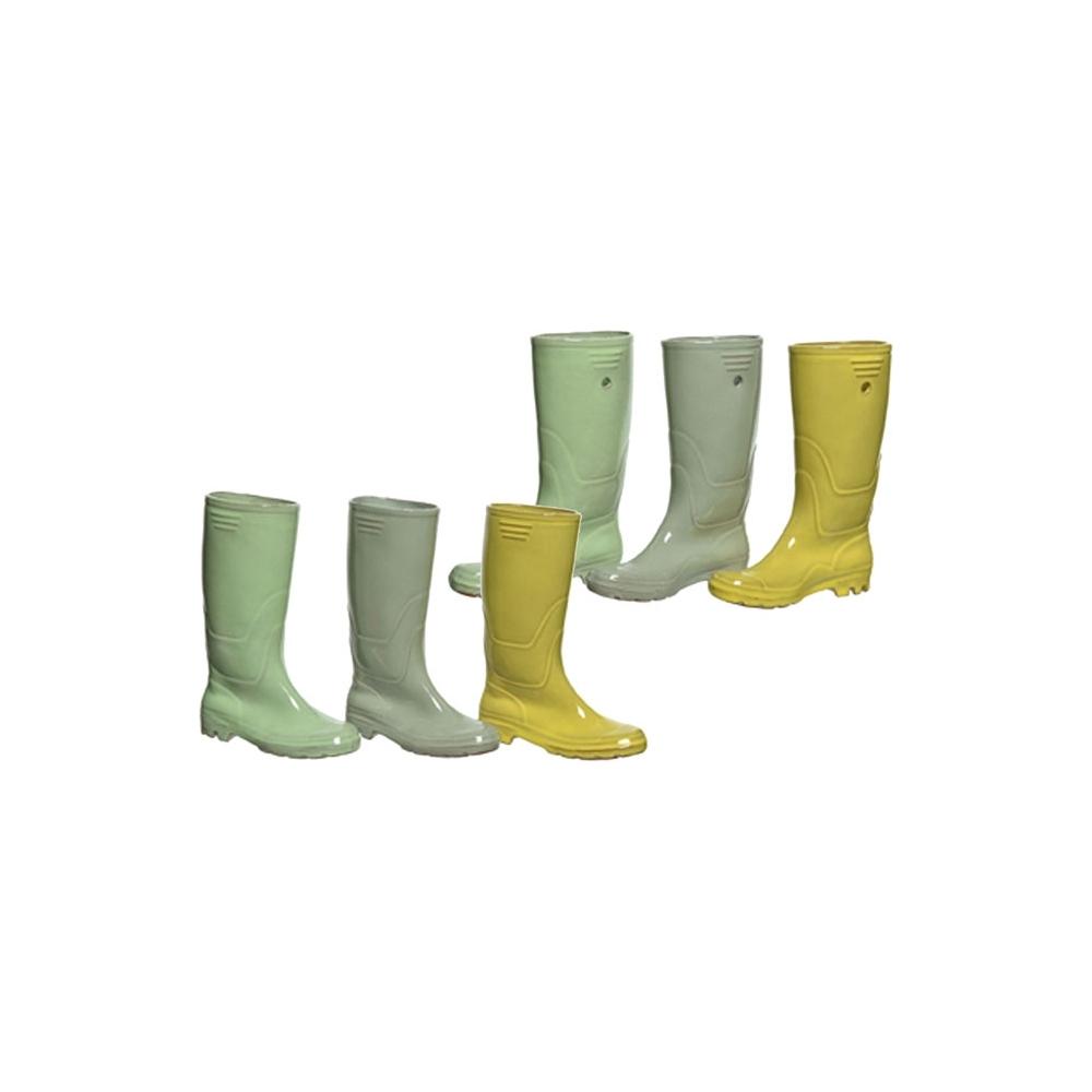 Stivali di terracotta