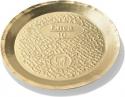 Disco rigido monoporzione per pasticceria (132 pezzi)
