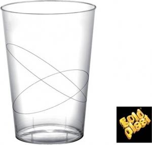 Bicchieri in Plastica Riciclabile Moon (50 pezzi) | Vendita online all'ingrosso b2b