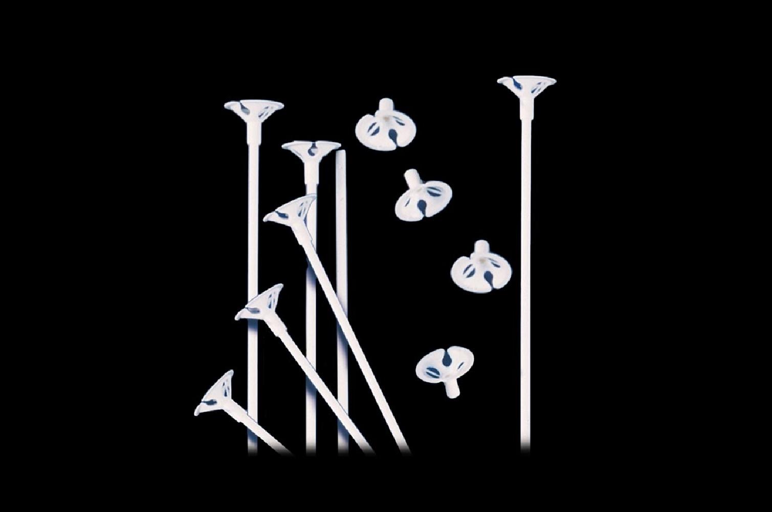 Stecche con valvola (25 pezzi)