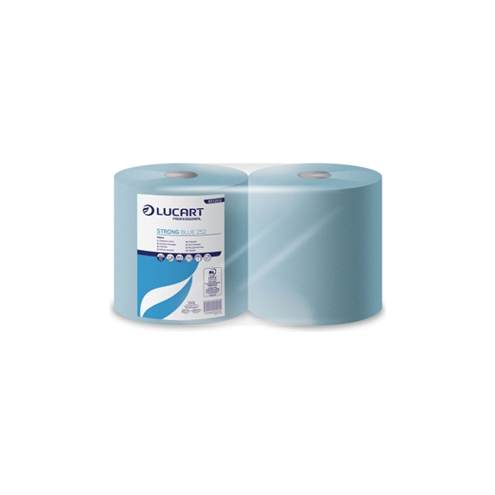 STROFINACCI MULTIUSO STRONG BLUE (2 PEZZI)