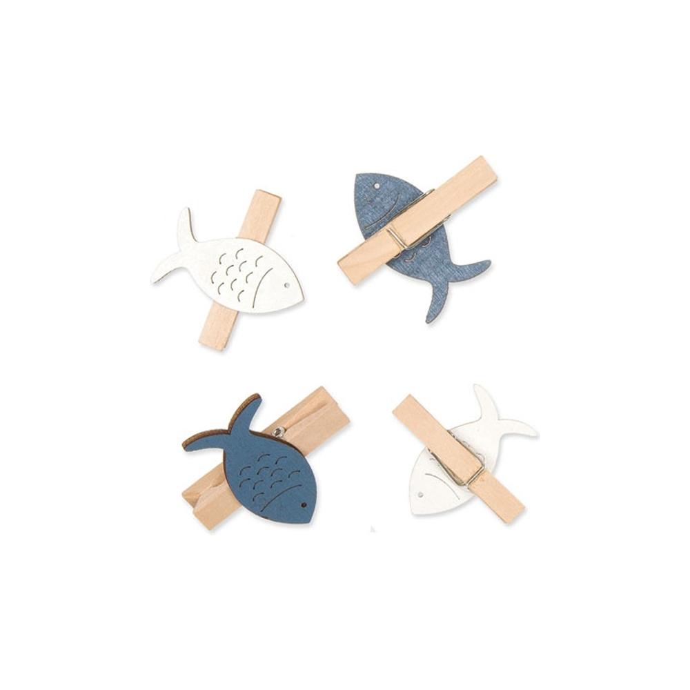 Mollettine con pesce (6 pezzi)