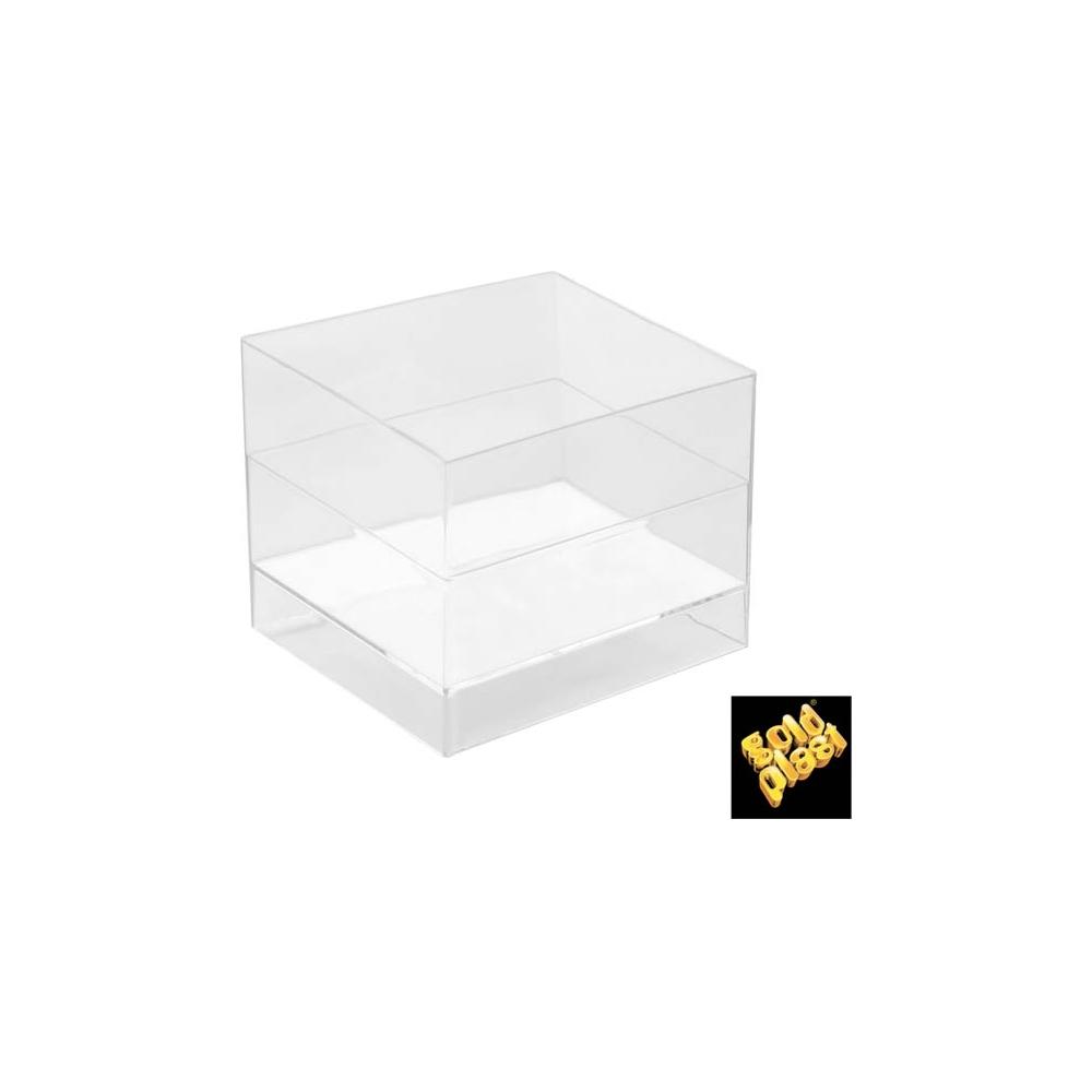 Coppette cube (15 pezzi)