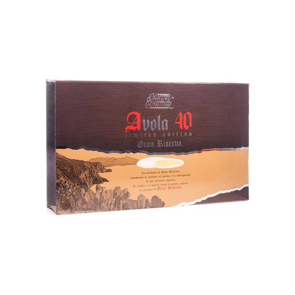 Confetti avola 40 riserva