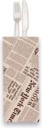 BUSTE PORTAPOSATE CON TOVAGLIOLO JOURNAL (125 PEZZI)