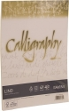 Buste calligraphy lino - 120gr (25 pezzi)