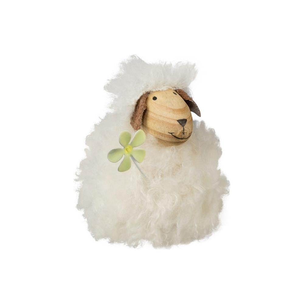 Pecorella seduta