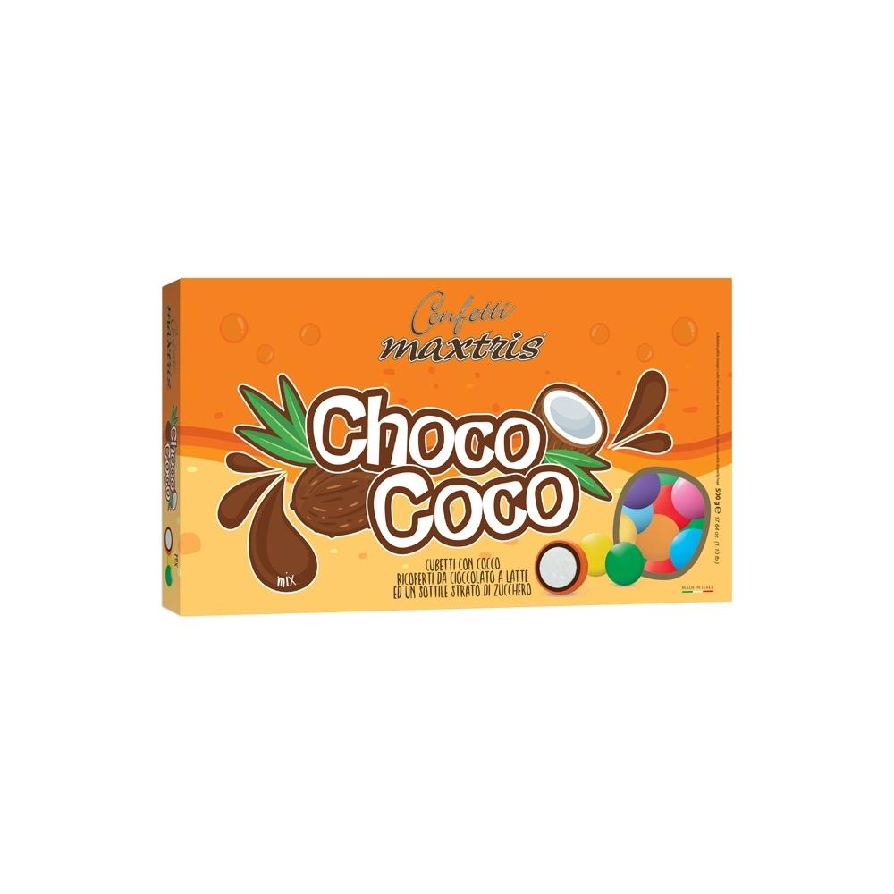 Confetti chocococo mix