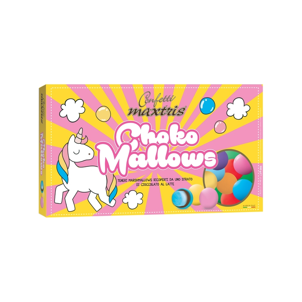 Confetti marshmallow mix