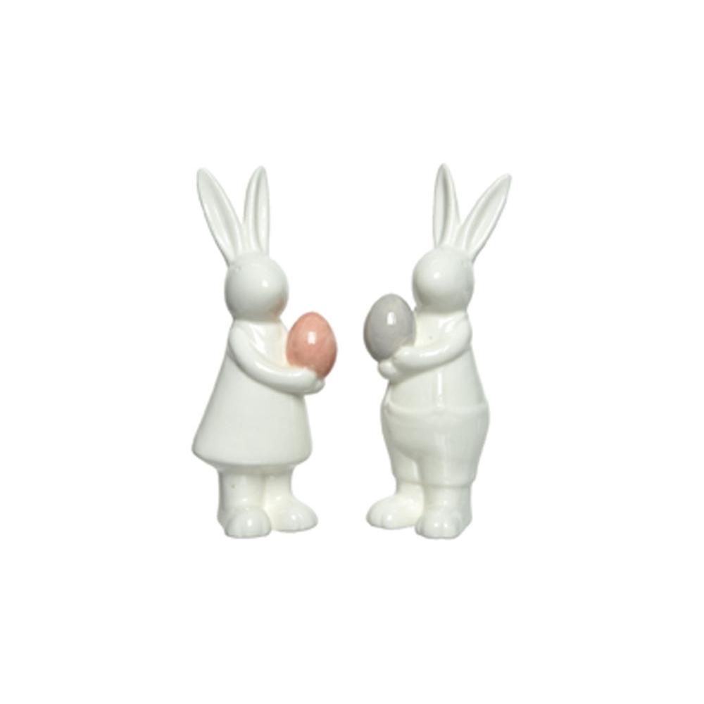 Coniglietti di porcellana