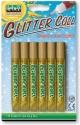 Tubetti glitter (6 pezzi)