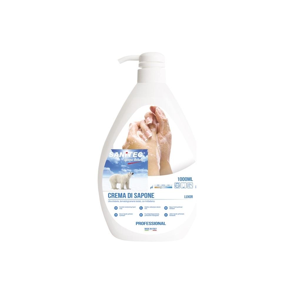 Crema di sapone antibatterico