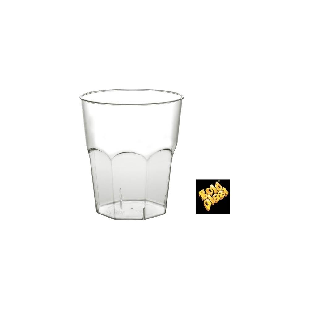 BICCHIERI IN PLASTICA PER COCKTAIL (50 PEZZI)